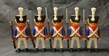 Playmobil - Napoleonic French Infantry Group