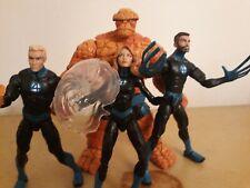 Marvel legends fantastic four  set perfect condition