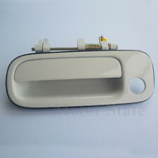 For 92 93 94 95 96 Toyota Camry Outside Door Handle Super White 040 Front Left