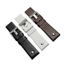 New Quality Genuine Leather Replacement Watch Strap Band Fits Diesel Watch
