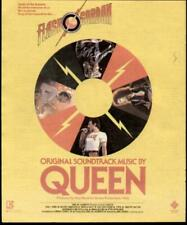 "1981 Queen ""Flash Gordon Soundtrack"" Album Ad"