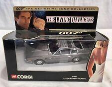 James Bond 007 Aston Martin Violante The Living Daylights Corgi Collection