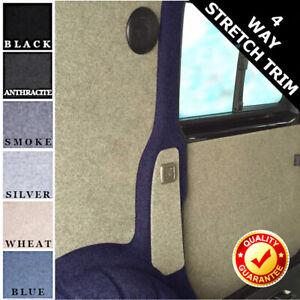 Professional Various Size Van Lining Carpet Kit Utimate Stretch - 2 metres wide