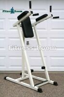 York Barbell Abdominal Vertical Knee Raise / Dip Bench - Shipping Not Included