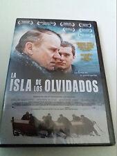 """DVD """"LA ISLA DE LOS OLVIDADOS"""" PRECINTADO SEALED MARIUS HOLST STELLAN SKARSGARD"""