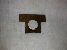 Studebaker and other hardware part.  Tab.   Item:     2511