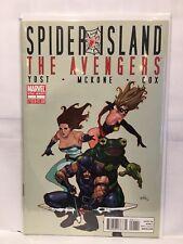 Spider-Island The Avengers #1 One-Shot VF/NM 1st Print Marvel Comics