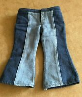 Julie's Meet jeans American Girl doll clothing outfit accessories blue spot