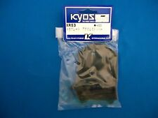 VINTAGE KYOSHO RADIO PLATE XR53 OUTLAW RAMPAGE  NEW IN PACKAGE