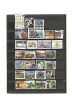 27 sellos de guernesey lot 26042017 esp 111