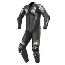 Alpinestars Atem V4 Motorcycle Motorbike 1 Piece Suit Black/Grey/White