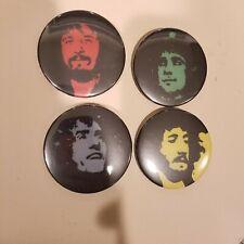 THE WHO badge Button Pin Daltrey Entwistle Townshend Keith Moon