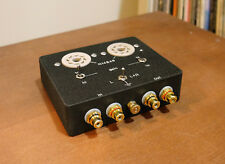 Moving Coil Phono Step Up box for Northern Electric R14849 Transformers MCSUT