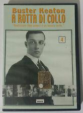 Buster Keaton, A rotta di collo 4 - RR. VV. - Ermitage - 1921 - DVD - G