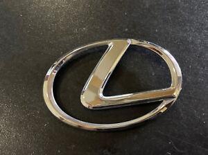 2003-2006 Lexus SC430 Deck Trunk Lid Emblem Logo OEM