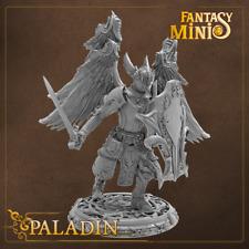 Fantasy Minis - FM10 - Paladin 28mm