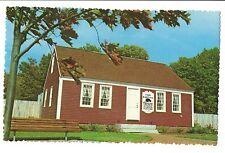 Vintage Postcard Auburn Maine ME The Knight House - Now Civic Center