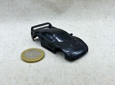 Tyco Circuit Ho Slot Car Rare Carrosserie neuve Ferrari F40 GT Noire