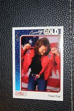 Travis Tritt collector card - Country Gold