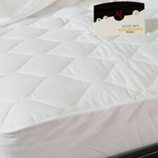 Biddeford Quilted Electric Heated Mattress Pad Twin Full Queen King Cal King