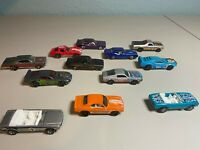 Vintage Hot Wheels Lot of 12 highly Collectible Diecast Cars