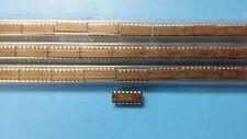 (10 PCS) SN74F125N TI 4 BIT BUS BUFFER GATE DIP-14