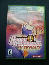 Dance Dance Revolution Ultramix for Original Xbox