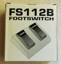Behringer FS112B Dual Footswitch