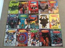 BATMAN INCORPORATED #1 TO 13 SET 0 1 8 SIGNED BY CHRIS BURNHAM NEW 52 DC COMICS