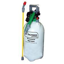 Kingfisher 8L Pressure General Purpose Outdoor Garden Sprayer with Safety Valve