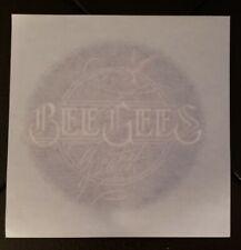 Vintage Bee Gees Greatest Hits Iron On Heat Transfer Rare Original Promo Mint