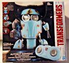 Transformers The Last Knight Autobot Sqweeks RC New MISB