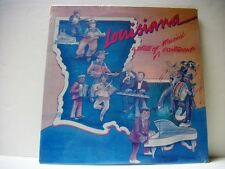 LOUISIANA A STATE OF MUSICAL EXCITEMENT LP Lot-84