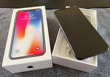 Apple iphone x - 64 go - Space Grey - Débloqué + 3 Covers