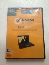 Norton Anti-Virus 2014 (2015) 3PC 1Year, v.21 for Windows, NEW Factory Sealed