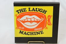 "The Laugh Machine Audio 7"" Reel June 2 - 23 1986 Comedy Henny Youngman & more"
