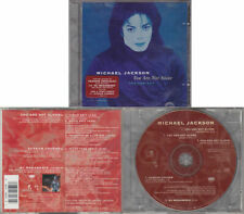 Michael Jackson YOU ARE NOT ALONE CD Maxi Single Collector Edition USA 1995