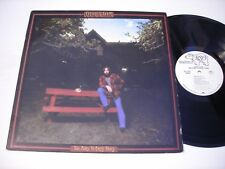 PROMO Gene Clark Two Sides to Every Story 1977 Stereo LP VG++