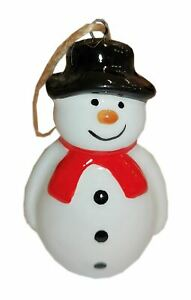 Snowman Tree Decoration  by Giftware Trading