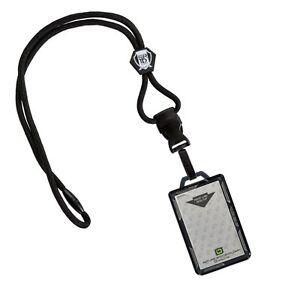 Specialist ID Heavy Duty Lanyard with 13.56MHz RFID Block Duolite Badge Holder