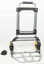 Berry Ave Foldable Hand Truck Hand Cart 2 Wheeled Easy Push Moving Dolly
