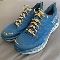 Hoka One One Challenger ATR 4 Men's Shoes Blue 1018294 MBLNB Size 10