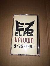 RARE DJ EZ ELPEE UPTOWN 9-25-1991 Bronx 90s NYC Hip Hop Cassette Mixtape Tape