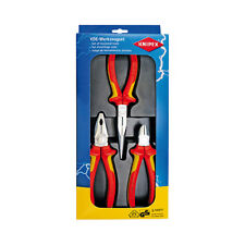 Knipex 1000v safety Pack 3 piece 002012