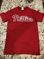 Bryce Harper T-Shirt Philadelphia Phillies MLB Regular/Soft Jersey #3 S M L XL