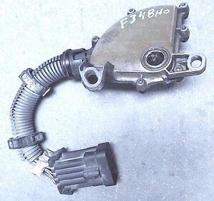 1998-01 Isuzu Rodeo Trooper Honda Passport Transmission Neutral Safety Switch ,
