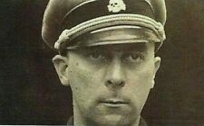 WW2 WAFFEN ELITE BRIGADEFHR. MOHNKE KNIGHTS CROSS DKiG PEIPER FEGELEIN SGD.FOTO