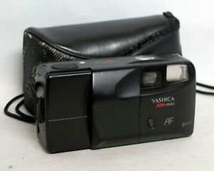 Yashica AW-mini AF 35mm Point and Shoot Film Camera