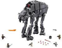 Heavy Assault Walker Star Wars Compatible Lego 75189 Gift Kid Building Brick Set