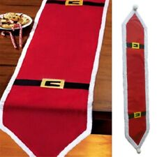 35*180cm Christmas Home Decoration Table Cloths Cover Party Dining Place Mat
